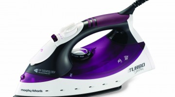 Morphy Richards Turbosteam 40699 Steam Iron Review
