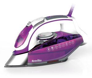 Breville Press Xpress Steam Iron