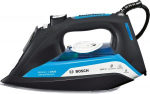 Bosch TDA5080GB Steam Iron with SensorSecure Review