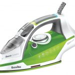 Breville VIN393 Aero Ceramic Steam Iron Review